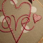 Wall Hanging - Love